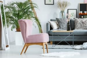How Tall Should an Accent Chair Be?