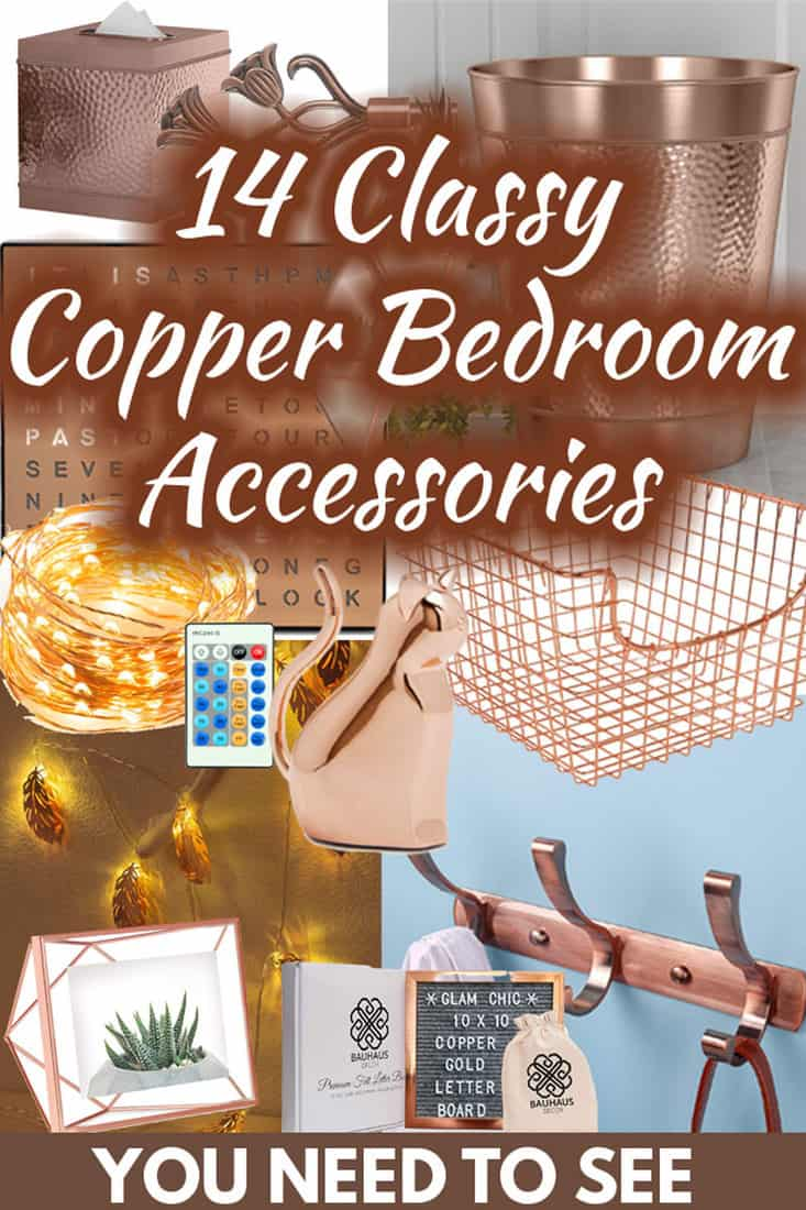 14 Classy Copper Bedroom Accessories You Need To See