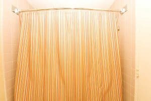 Why are Shower Curtain Rods Curved?