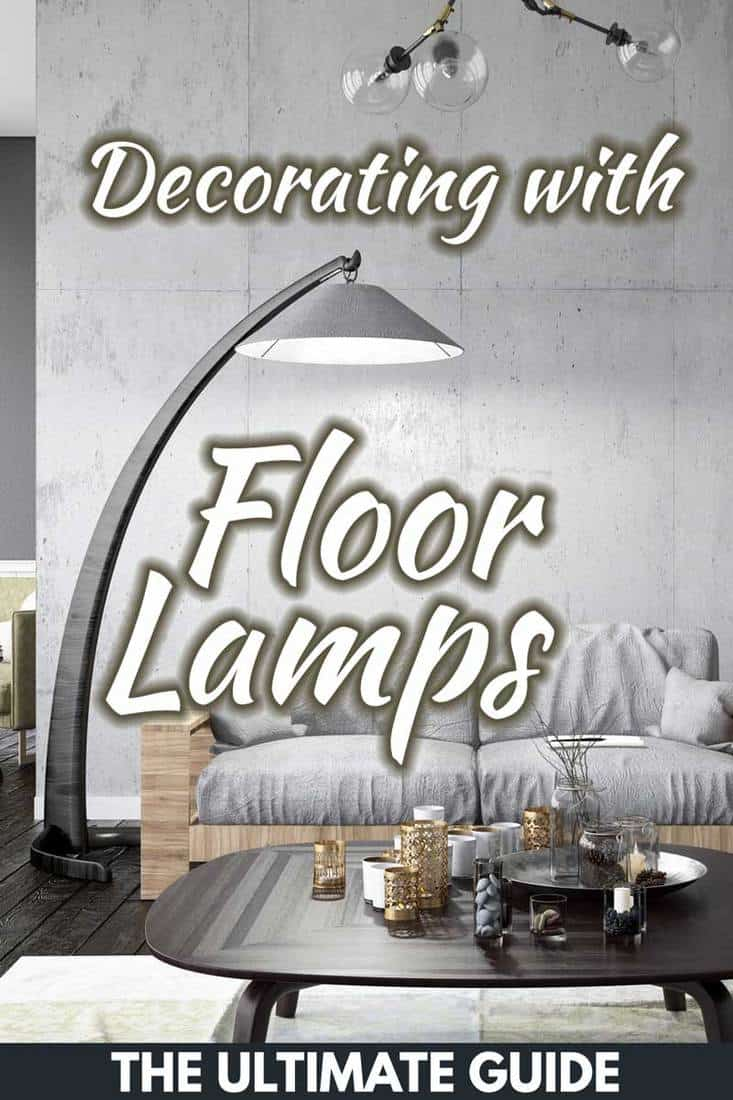 Decorating with floor lamps?