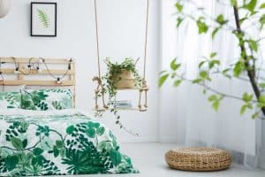 Read more about the article 11 Nature Bedroom Ideas [and How to Implement the Design]