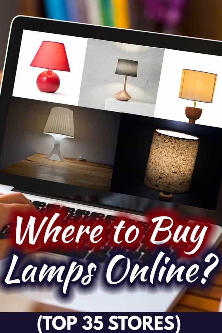 Where to Buy Lamps Online? [Top 35 stores]