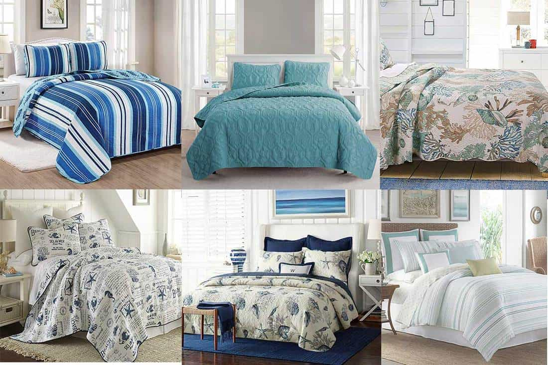 15 Coastal Quilts And Blankets You Need To Check Out Home Decor Bliss