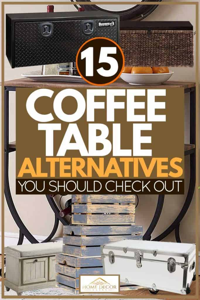 15 Coffee Table Alternatives You Should Check Out