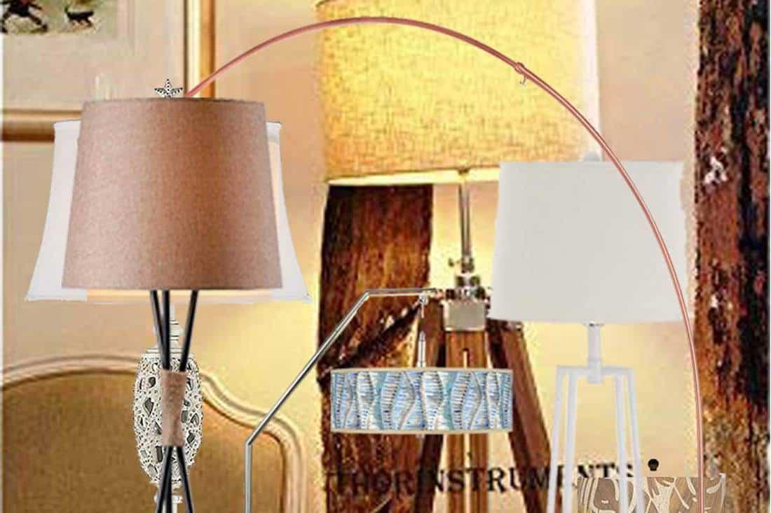 15 Gorgeous Coastal Floor Lamps You