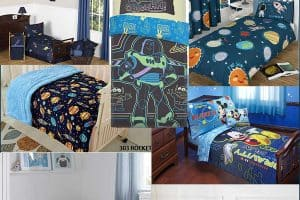 15 Space-Themed Toddler Bedding Sets That Will Make Your Kids Happy