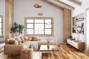 Read more about the article 53 Minimalist Living Room Ideas [Pictures & Tips]