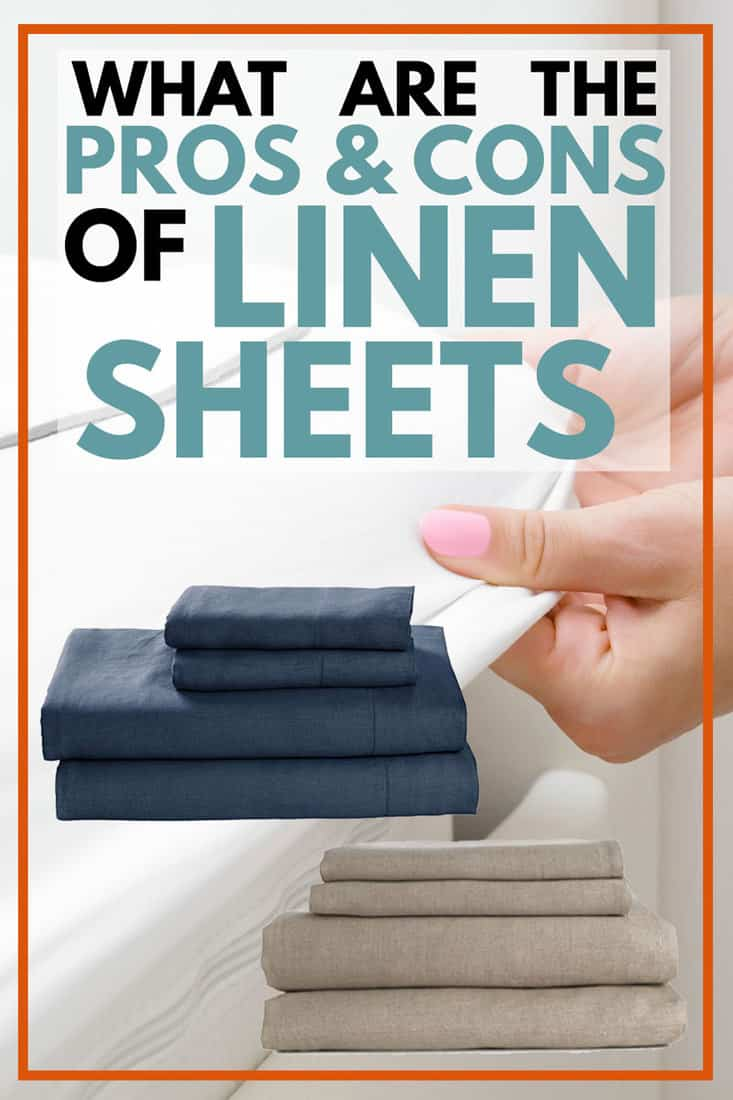 What are the Pros and Cons of Linen Sheets?