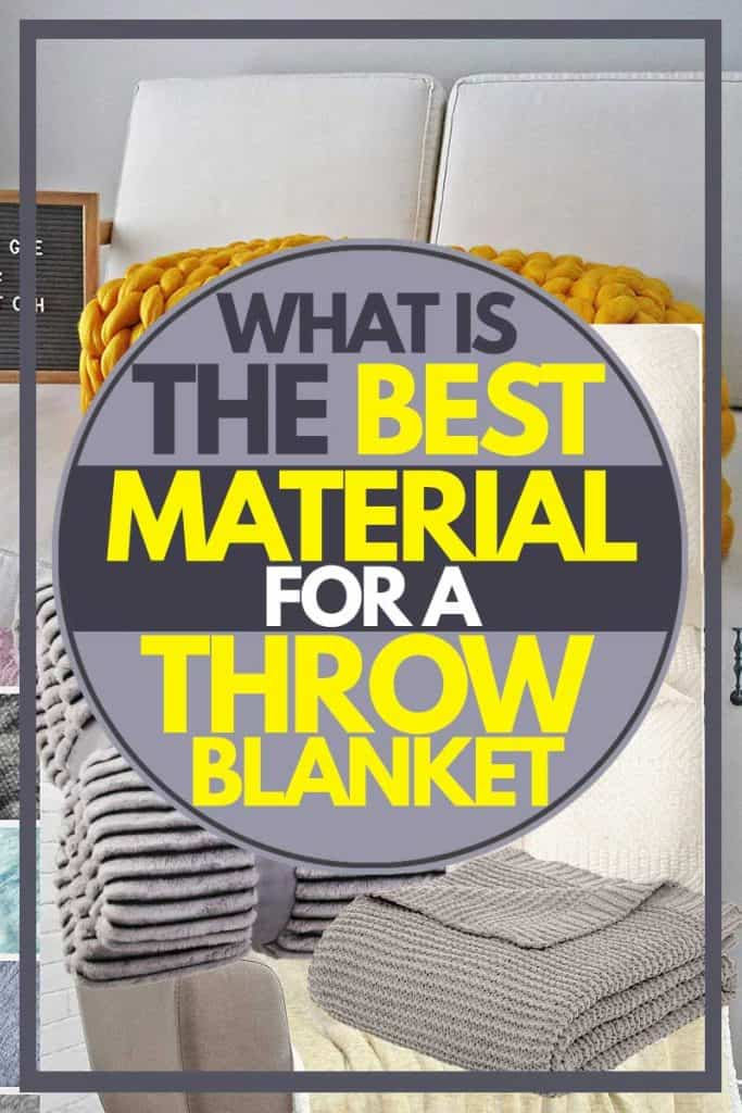 What is the Best Material For a Throw Blanket?