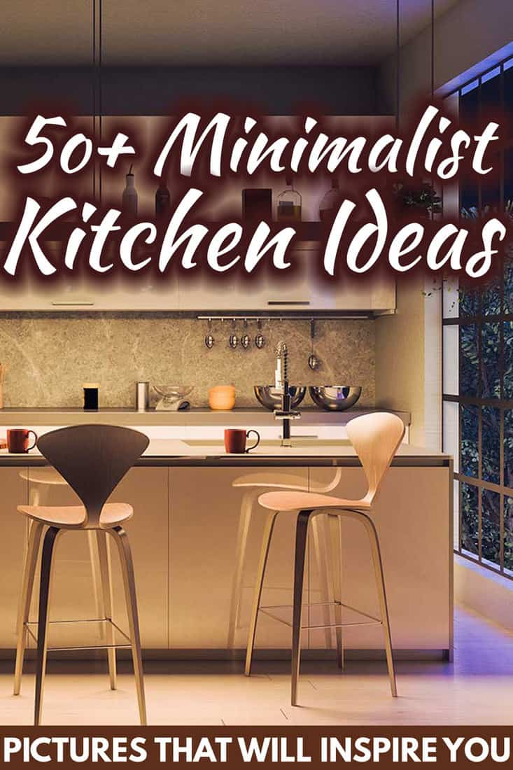 50 Minimalist Kitchen Ideas Pictures That Will Inspire You Home Decor Bliss