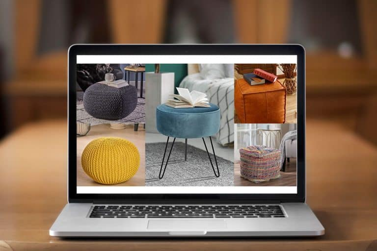 Where to Buy Poufs and Ottomans (Top 40 Online Stores)