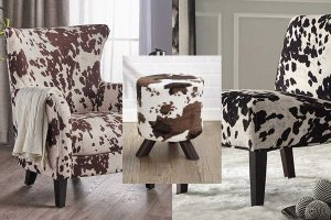 10 Cowhide Accent Chairs That Will Look Awesome in Your Living Room