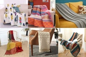 11 Boho Throw Blankets That Will Keep You Warm and Stylish