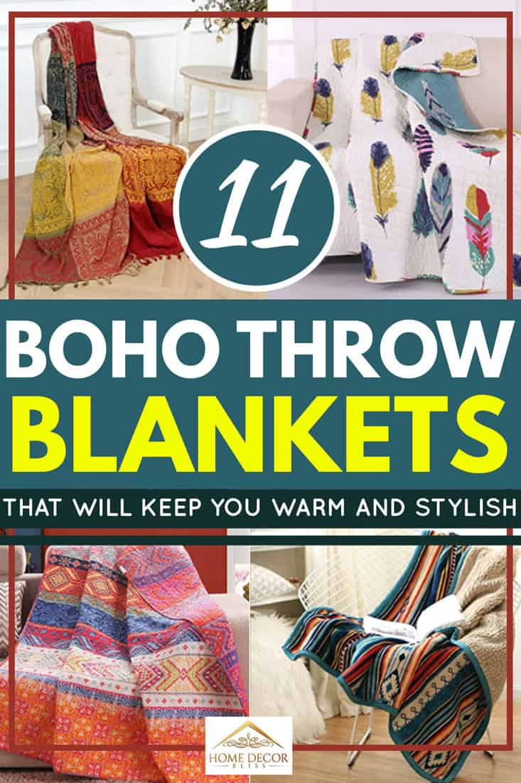 11 Boho Throw Blankets That Will Keep You Warm And Stylish Home Decor Bliss