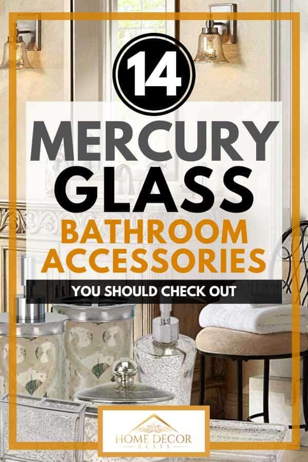 14 Mercury Gl Bathroom Accessories
