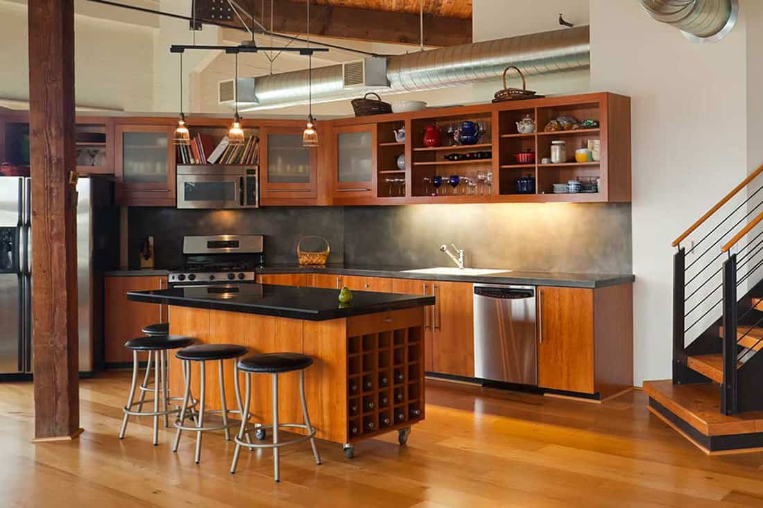 11+ Industrial Kitchen Ideas [Photo Inspiration] - Home Decor Bliss