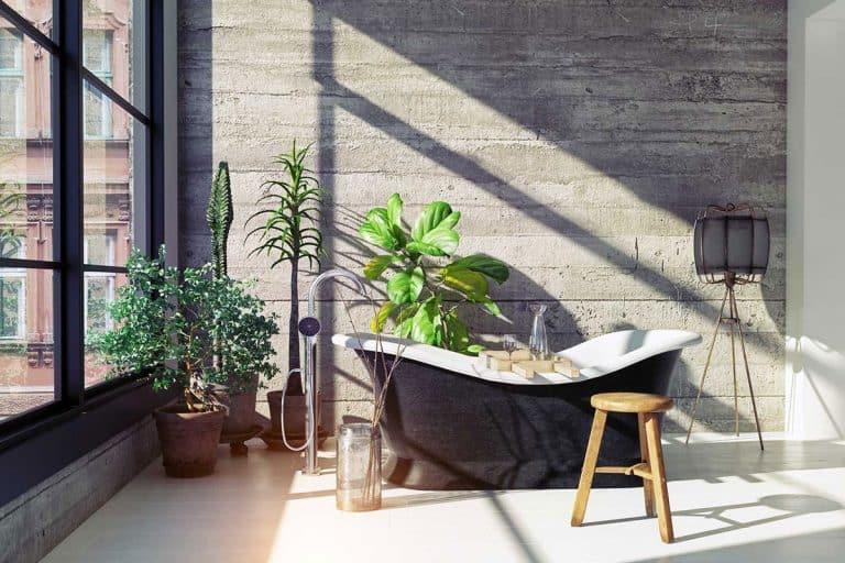53 Industrial Bathroom Ideas