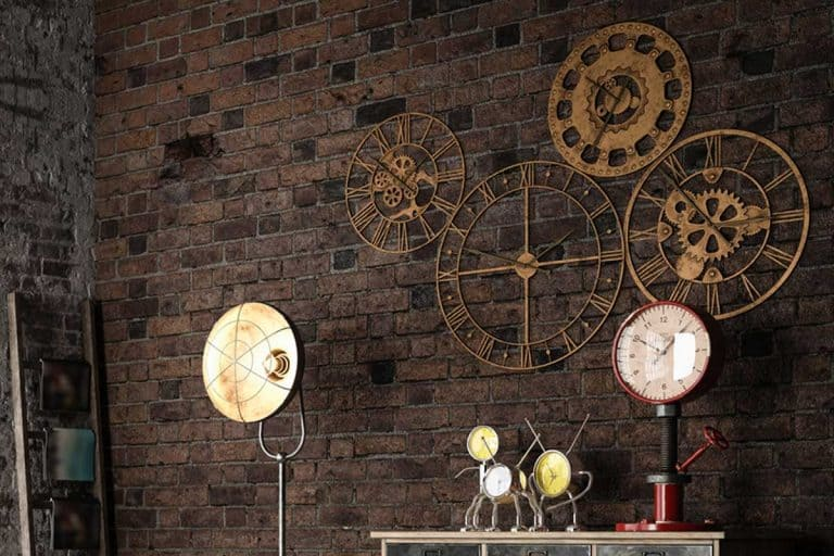 13 Industrial Wall Decor Items That Will Upgrade Any Room