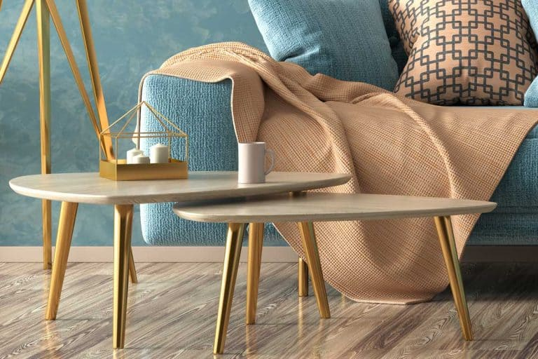 Can You Have Two Coffee Tables In Your Living Room?