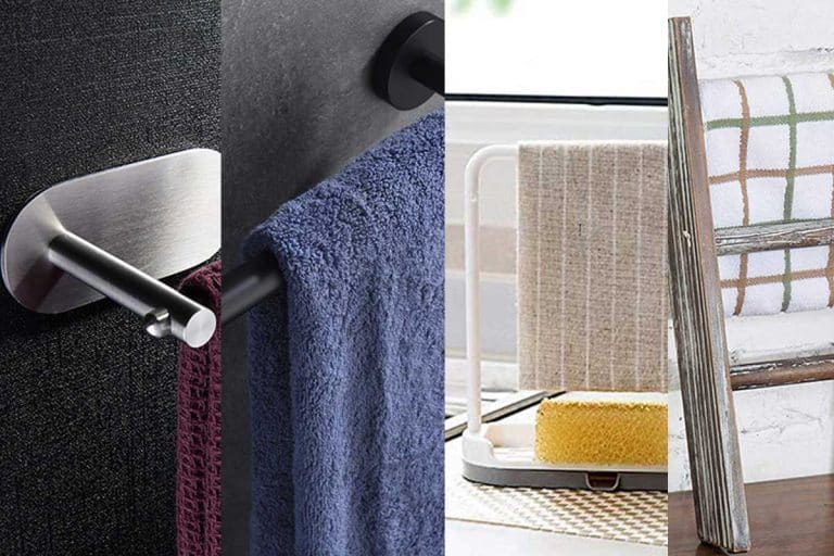 Where to Hang Kitchen Towels (Inc. 6 Easy Suggestions)