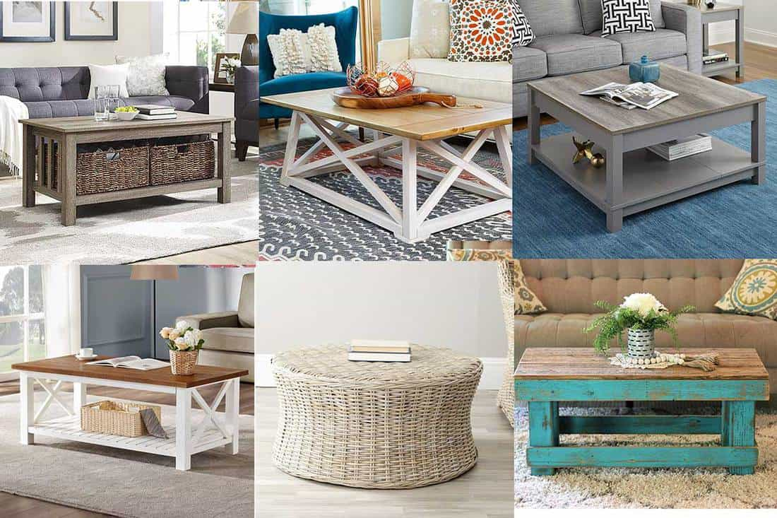 - 15 Coastal Coffee Tables That Will Look Great In Your Living Room