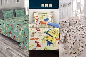10 Dog-Themed Bedding Sets That Will Make Show Your Love for Canines