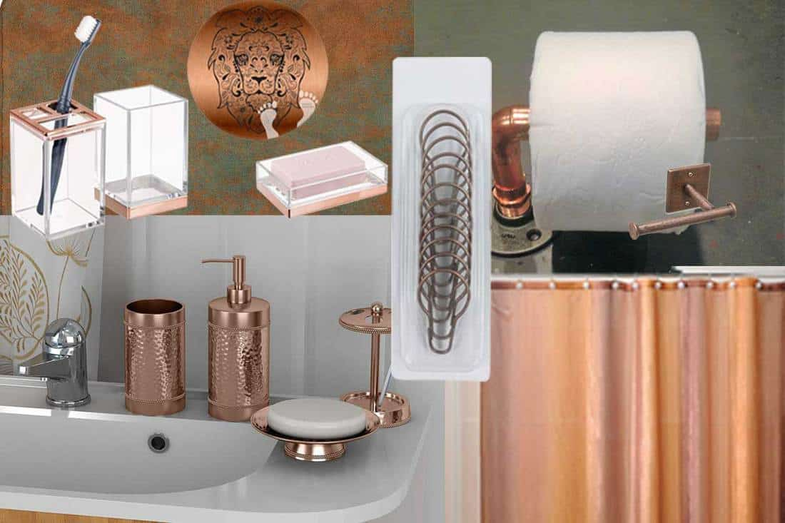 Gorgeous Copper Bathroom Accessories You Need To Check Out Home Decor Bliss
