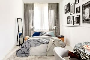 How to Make the Most of a Small Bedroom [5 Actionable Ideas]