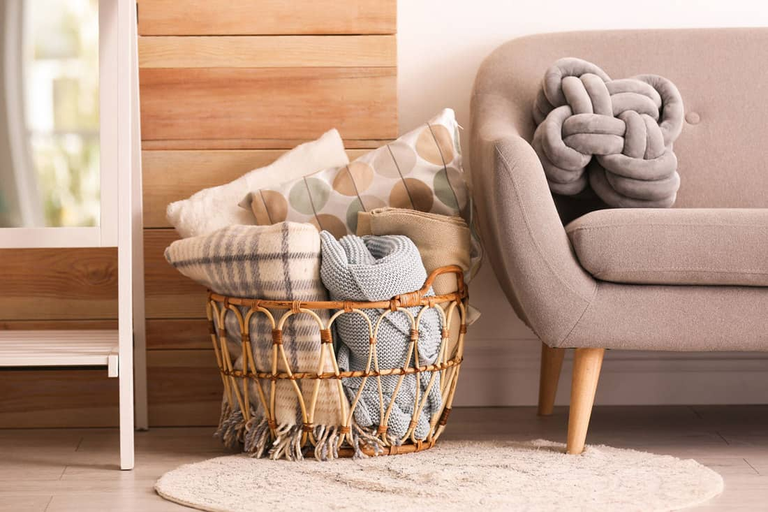The 5 Smart Ways To Store Blankets