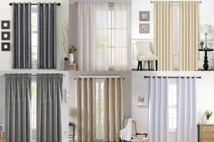 Are Curtains Machine Washable? Let's See Which Are