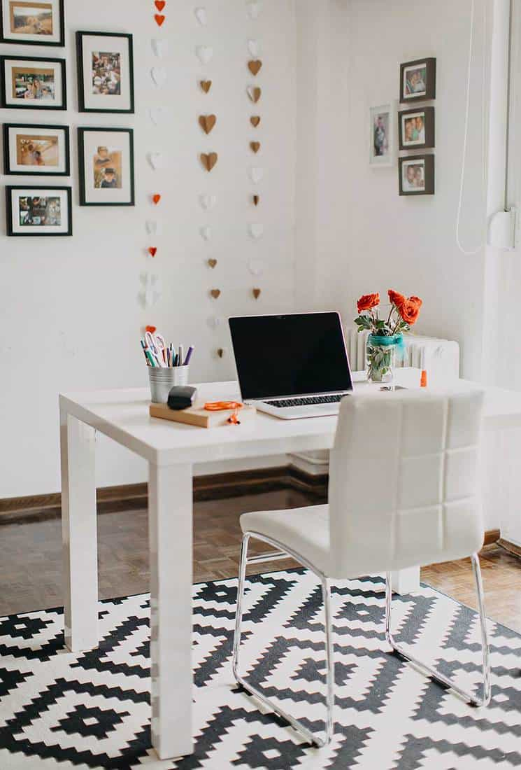 25 Wall Decor Ideas For Your Home Office Bliss