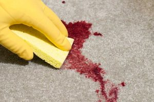 How To Get Grape Juice Out of Carpet?