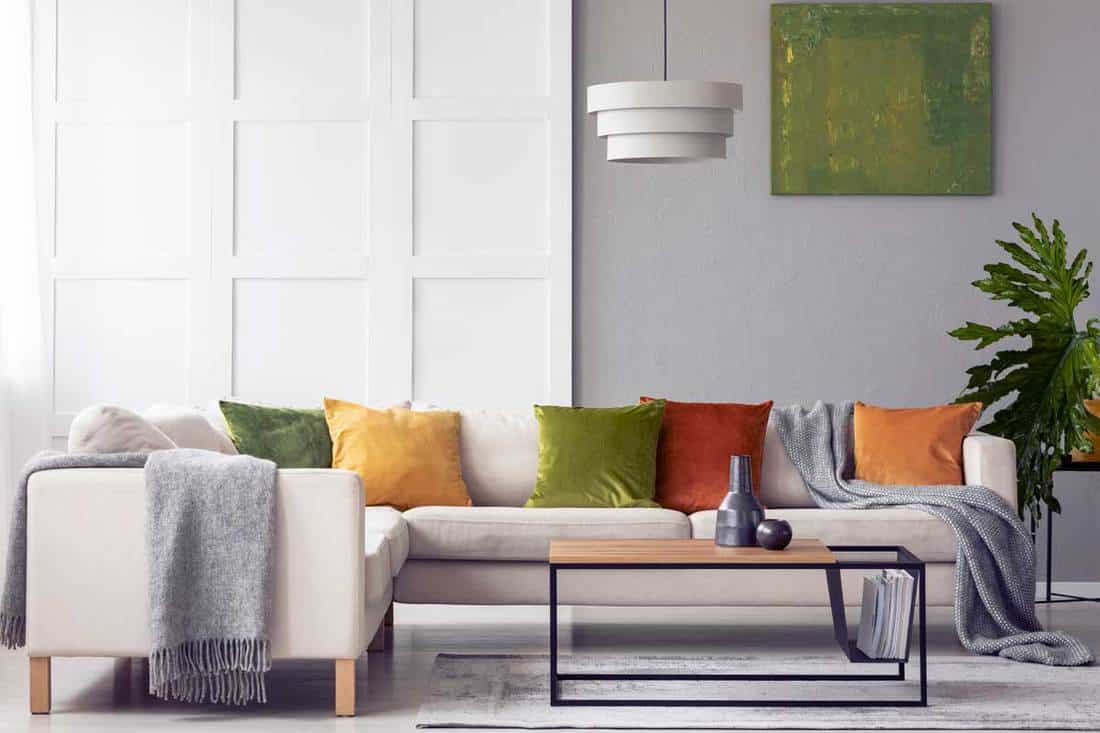 How To Place A Rug Under A Sectional Sofa Home Decor Bliss