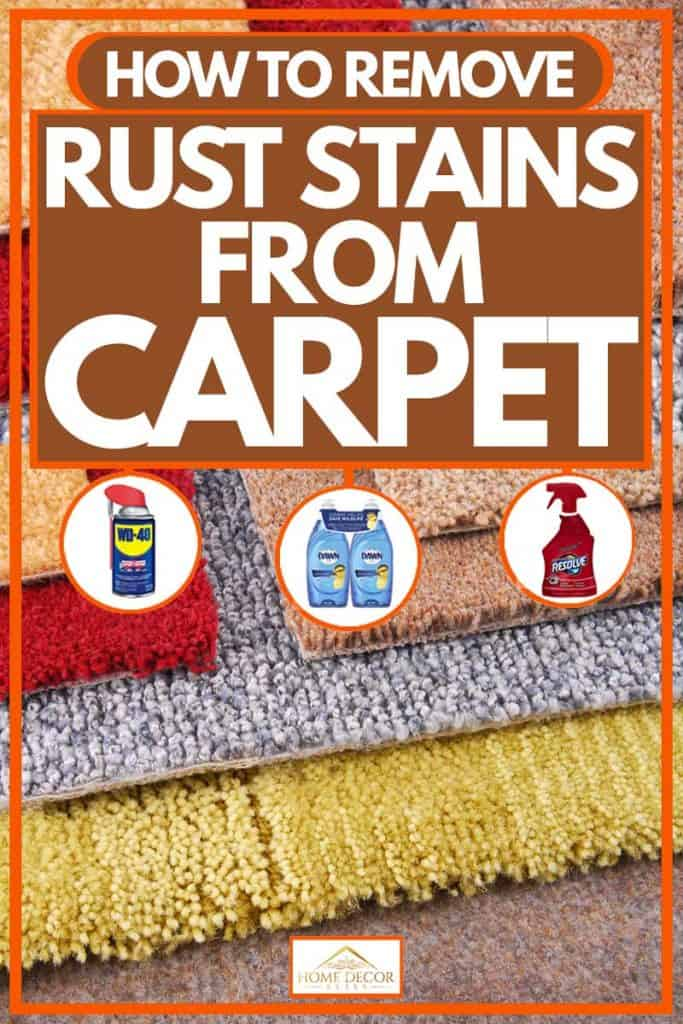 How To Remove Rust Stains From Carpet Home Decor Bliss