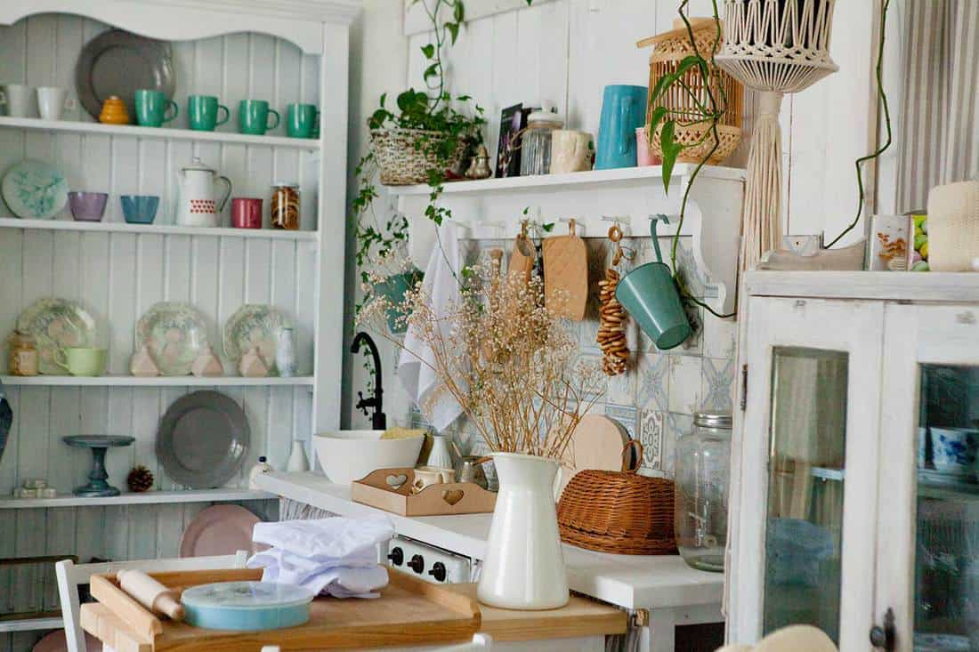 9 Eclectic Kitchen Ideas [Photo Inspiration Post] - Home Decor Bliss