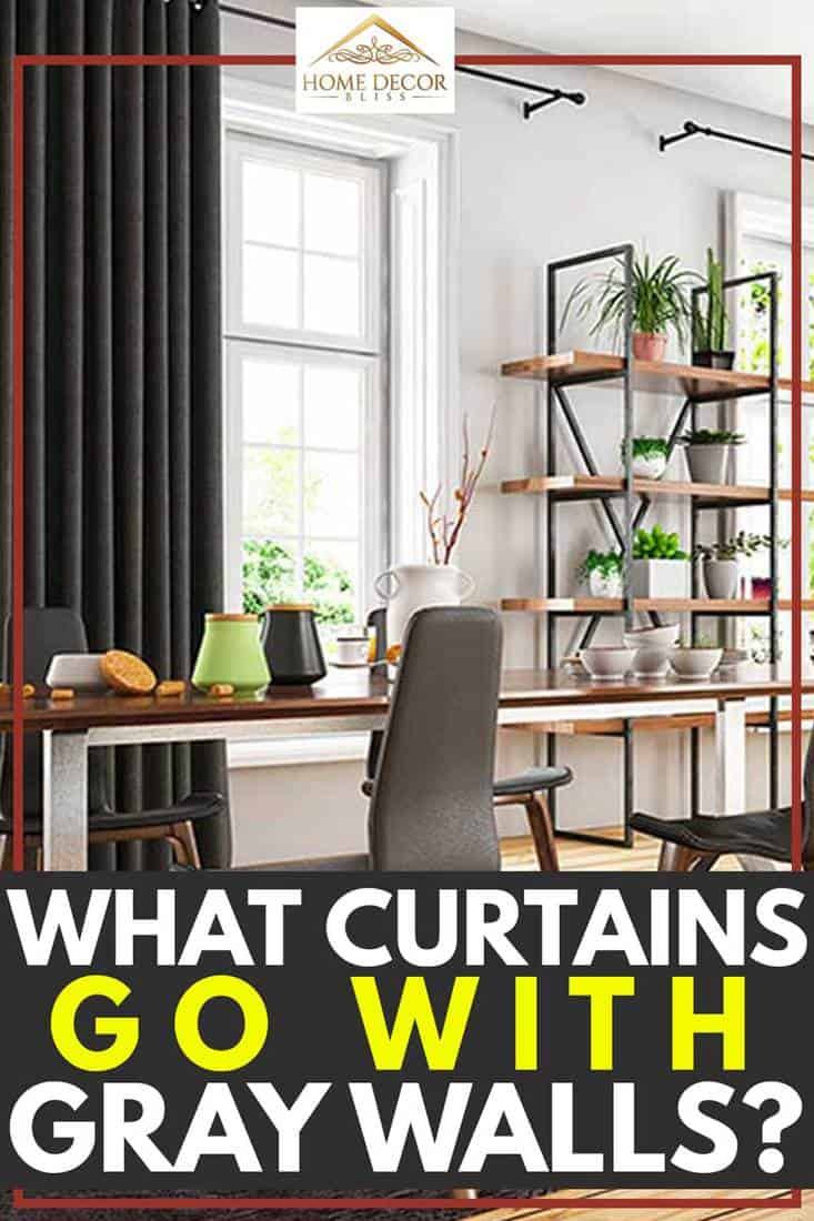 What Curtains Go With Gray Walls Home Decor Bliss
