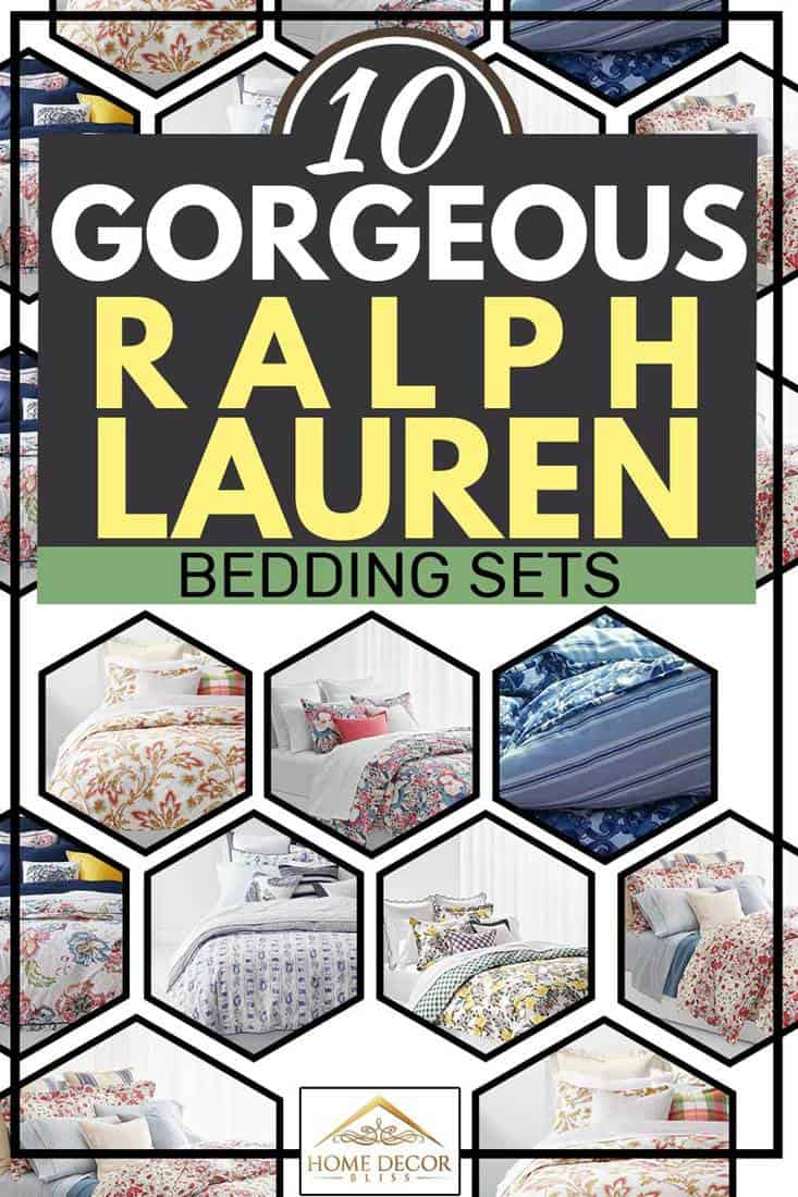 10 Gorgeous Ralph Lauren Bedding Sets