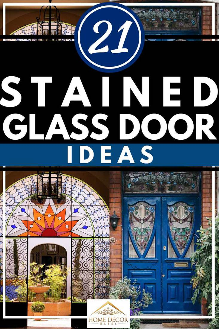 21 Stained Glass Front Door Ideas Home Decor Bliss