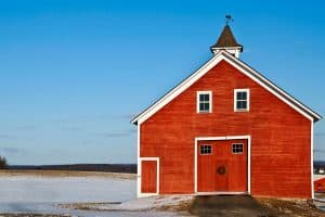 27 Farmhouse Front Door Ideas