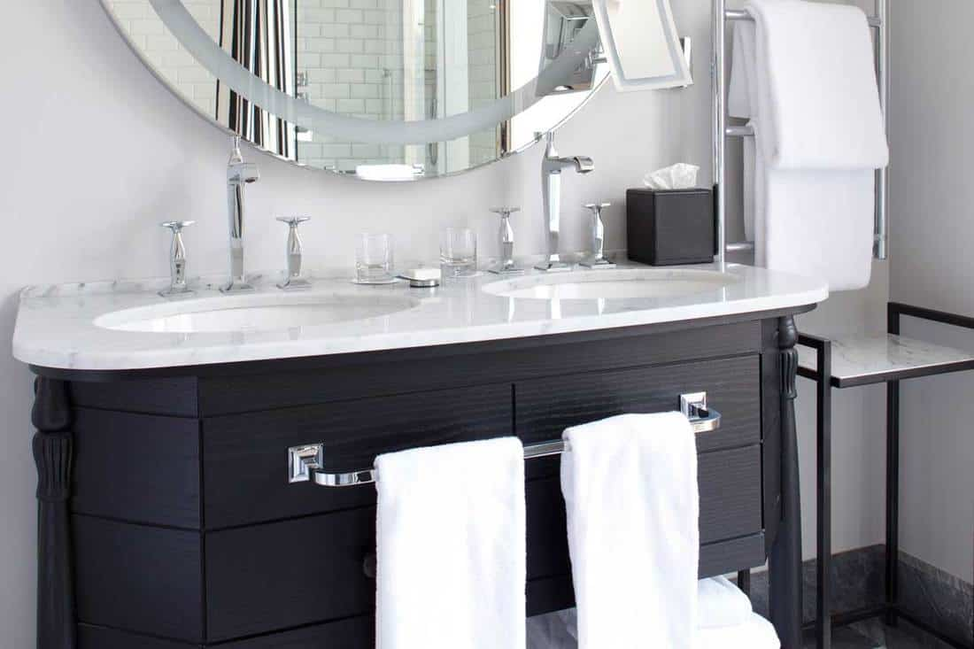 Should A Bathroom Vanity Be Against A Wall Home Decor Bliss