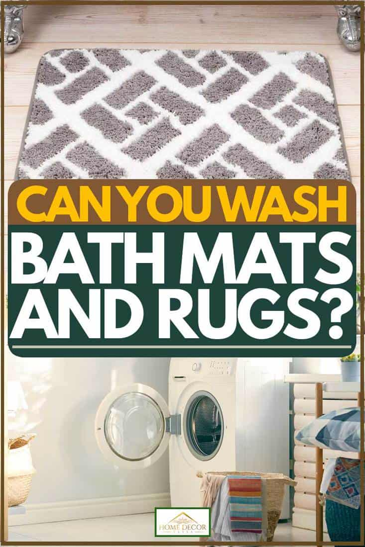 Can You Wash Bath Mats And Rugs Home