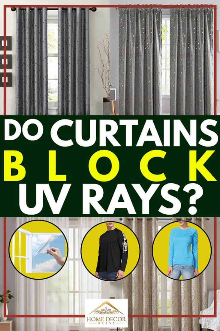 Do Curtains Block UV rays?