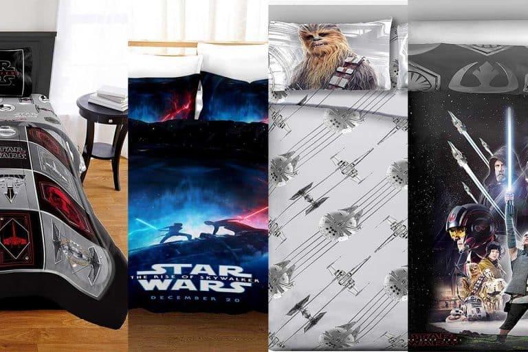 Star wars bedroom bedding sets