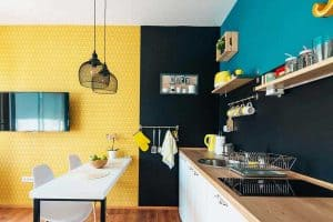 14 Awesome Wall Decor Ideas for Your Kitchen