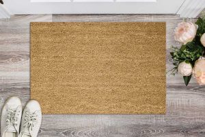 What is a Coir Doormat? [Including 15 Examples]