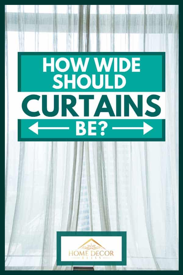 How Wide Should Curtains Be Home, 100 Inch Wide Curtains