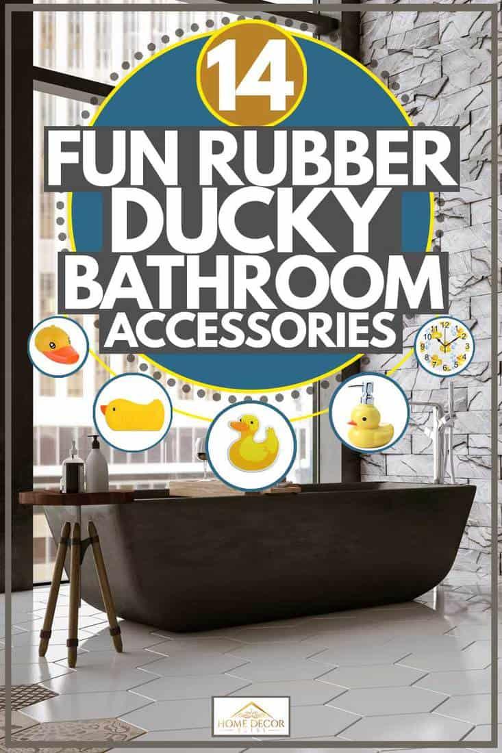 Rubber Ducky Bathroom Accessories