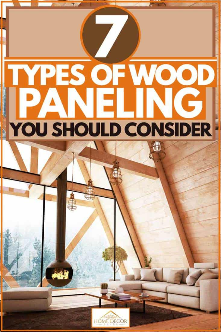 11 Types Of Wood Wall Paneling You Should Consider - Home Decor Bliss