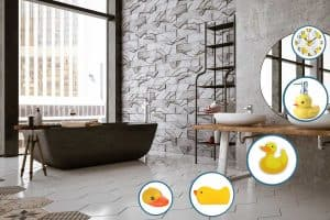 14 Fun Rubber Ducky Bathroom Accessories