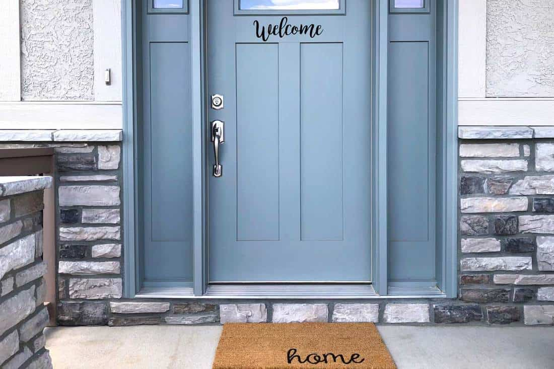 Should Your Front Door Be The Same Color Inside And Out Home Decor Bliss